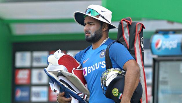 Rishabh Pant wicketkeeper india 2019