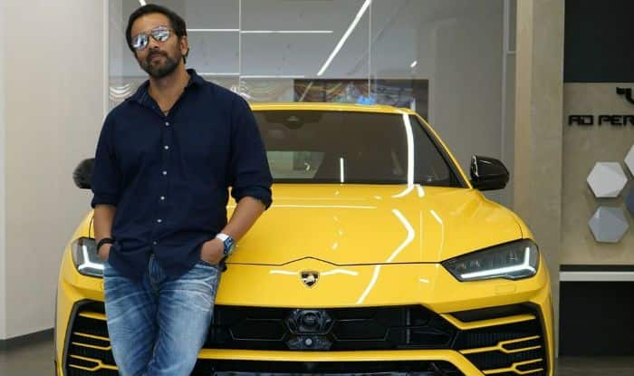 After Ranveer Singh, Rohit Shetty Buys a Swanky Lamborghini Urus in Striking Yellow Colour