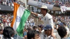 30 Years ago, Sachin Tendulkar Was Introduced to The World; But The World Didn't Get To See The Debut