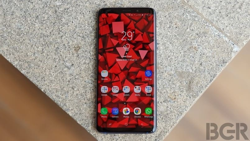Samsung Galaxy S9, Galaxy S9+ get November security patch with fix for a critical vulnerability