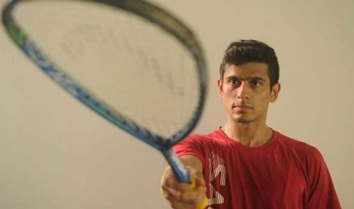 saurav ghosal squash player india