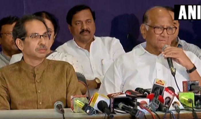 Maharashtra Updates: SC to Hear Congress-NCP-Sena Petition at 11:30 AM Today