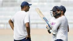 Indian Cricketers to Practice With Pink Ball Under Lights in Indore