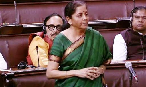 Economy May Have Come Down, But There is no Recession Yet: Sitharaman in Rajya Sabha