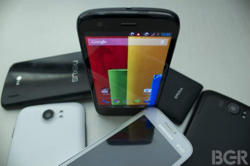 Global smartphone market shows signs of recovery, shipments hit 380 million units in Q3