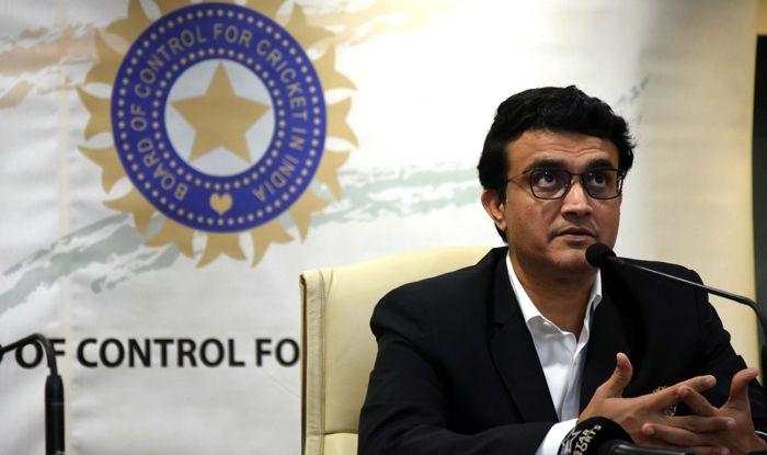 sourav ganguly cricket bcci india