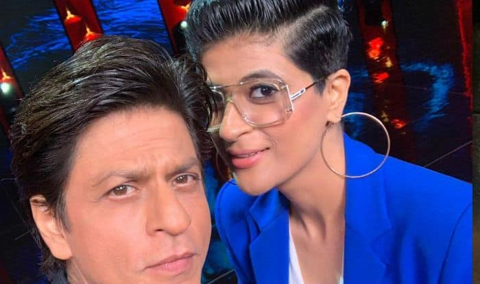 Shah Rukh Khan Thanks Tahira Kashyap For Teaching Him 'It's Okay to Share Pain And Problems'