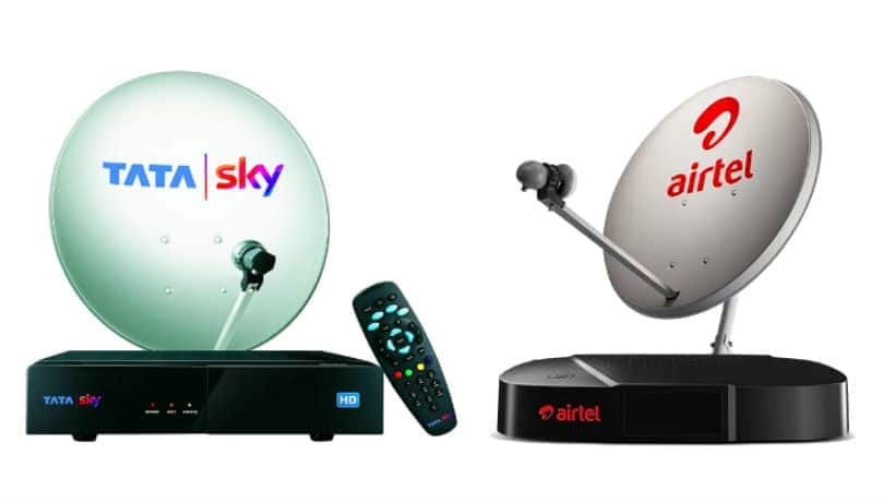 Tata Sky vs Airtel Digital TV: Set-top-box prices, features compared