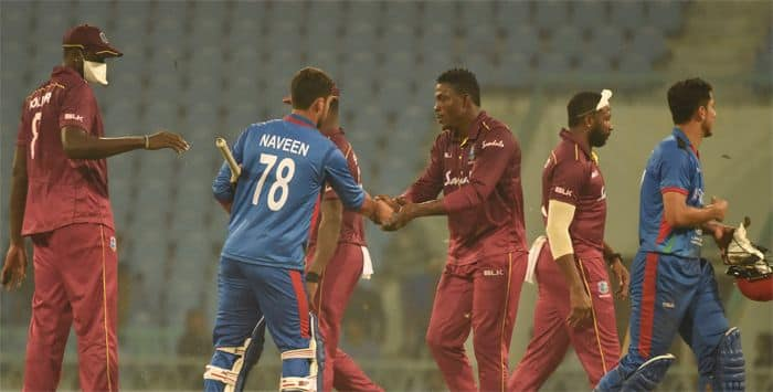 west indies cricketers mask lucknow