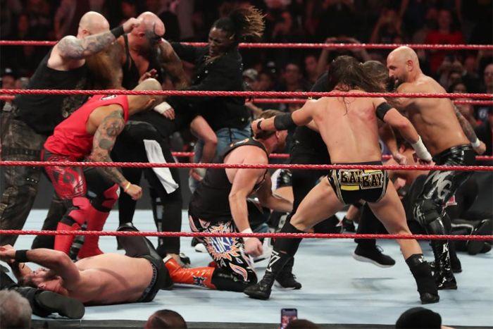 WWE, WWE Latest News, WWE RAW Results, WWE Raw Highlights, Seth Rollins, WWE Match Highlights