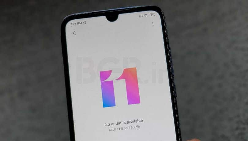 Xiaomi tests 'Sunlight Mode' in MIUI 11 to auto adjust brightness under direct sunlight