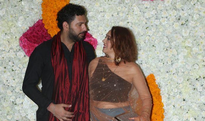 Sania Mirza, Preity Zinta React as Hazel Keech Humorously Interrupts Yuvraj Singh's Gaming Session