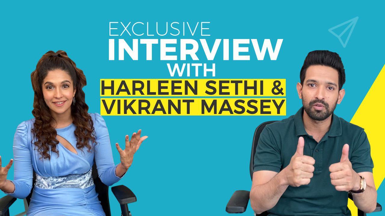 Exclusive: Broken But Beautiful Jodi Vikrant Massey And Harleen Sethi Share Their Experience With Ekta Kapoor