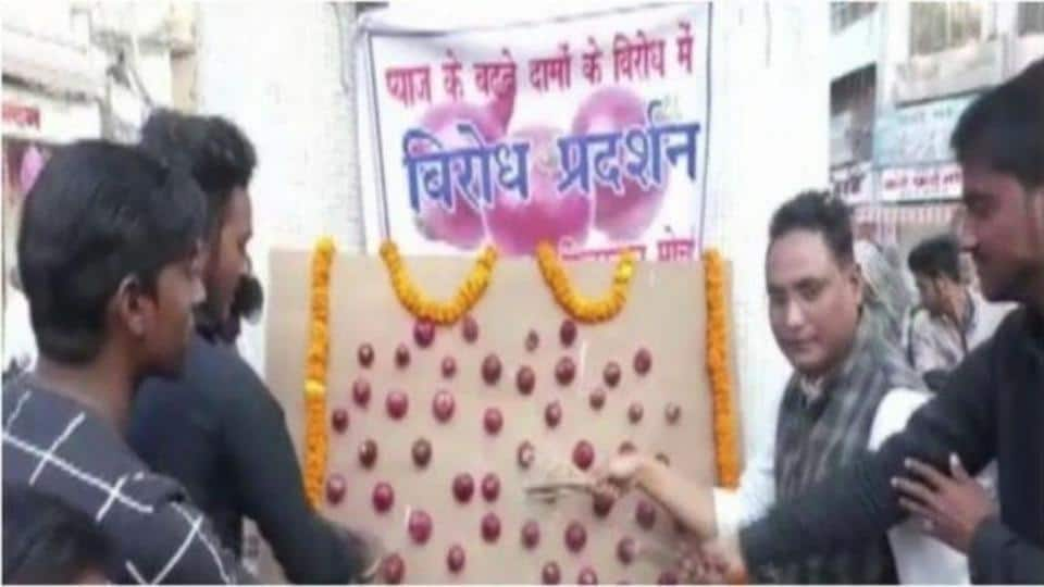 People Offer Prayers to Onions, Perform 'Havan' in Bihar to Protest Against Price Rise
