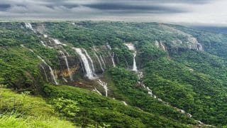 Searching For Euphoria? Seven Sisters Waterfalls in Meghalaya is The Spot You Must Explore
