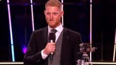 England Allrounder Ben Stokes Named BBC Sports Personality of The Year 2019
