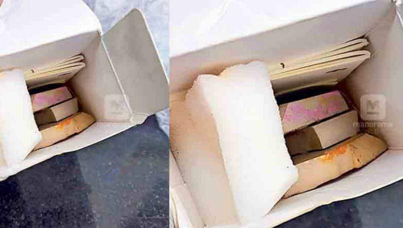 Kannur man orders camera and Flipkart delivers him pack of tiles