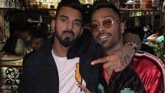 Pandya, Rahul's Hairstyles Inspired By Footballers, Reveals Rohit