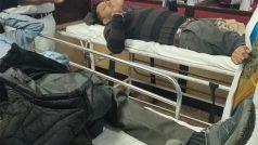 जामिया मिल्लिया इस्लामिया के पास हमले में दो पत्रकार घायल, मेट्रो स्टेशन के गेट बंद