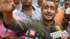 UP Panchayat Chunav 2021: After Facing Backlash, BJP Cancels Ticket of Kuldeep Singh Sengar's Wife