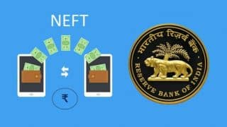 NEFT system will be available 24×7 from December 16: RBI