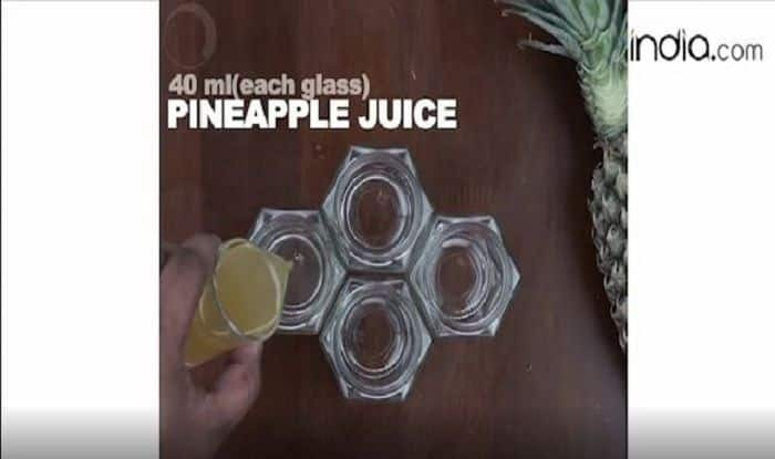 Pineapple Ginger Drink, a Solution to Nausea, Headaches, And Infections