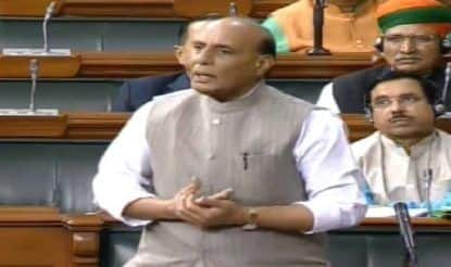 Telangana Rape-Murder Case Brought Shame to Country, Ready to Make Law That Entire House Agrees to: Rajnath Singh