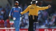 IND vs WI: TV Umpires to Call Front Foot No-Balls on Trial Basis