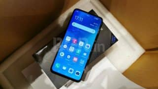 Vivo V17 with punch-hole display, quad rear cameras and Snapdragon 675 launched in India: Price, Availability and Specifications