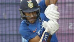 Mayank Agarwal to Replace Injured Shikhar Dhawan For West Indies ODIs, Likely to Receive ODI Debut: Report