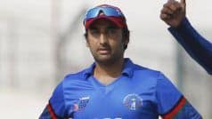 Asghar Afghan Reappointed Afghanistan Captain Across Formats