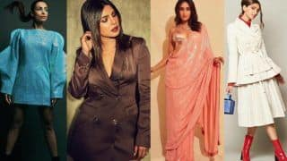 Year Ender 2019: From Clear Heels to Sequin Saree, Top Bollywood Fashion Trends of The Year