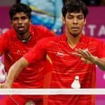 Satwiksairaj Rankireddy, Chirag Shetty Nominated For BWF's 'Most Improved Player of The Year' Award