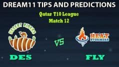 DES vs HEA Dream11 Team Prediction Qatar T10 League