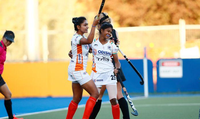 india women junior hockey team photo