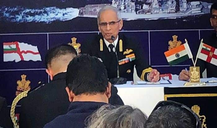 China Has Increased Presence in Indian Ocean Since 2008, Keenly Watching Them: Navy Chief