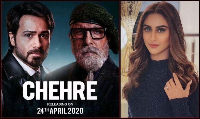 Krystle D'Souza makes her big screen debut with Emraan Hashmi-Amitabh bachchan starrer Chehre