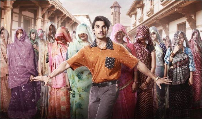 Ranveer Singh's first look in Divyang Thakkar's Jayeshbhai Jordaar