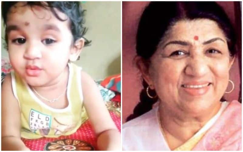 Watch | This Old Video Of a Little Girl Singing Lata Ji's 'Lag Ja Gale' Is Taking The Internet by Storm