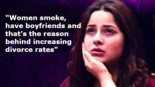 Bigg Boss 13: Shehnaaz Gill Makes Sexist Statements, Says 'Women Smoking is Reason Behind Rising Divorce Rates'