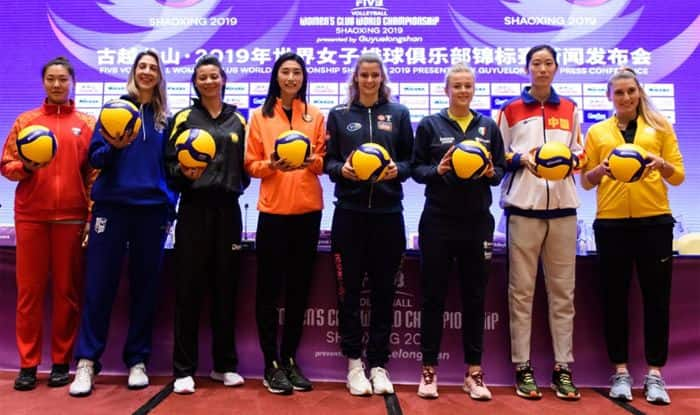 club volleyball world cup 2019