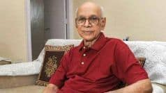Ex-India Cricketer Bapu Nadkarni Passes Away at 86, Tendulkar Leads List of Condolences