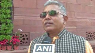 विवादित बयान पर मुश्किलें बढ़ी: पश्चिम बंगाल के बीजेपी अध्यक्ष दिलीप घोष के खिलाफ FIR दर्ज