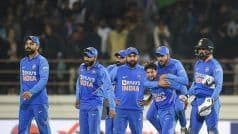 Ind vs Aus, 2nd ODI: Hosts Bounce Back in Rajkot, Win by 36 Runs to Force Decider