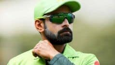 Mohammad Hafeez to Retire From International Cricket After 2020 ICC T20 World Cup
