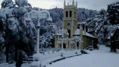 Shimla Sees Season's Heaviest Snowfall