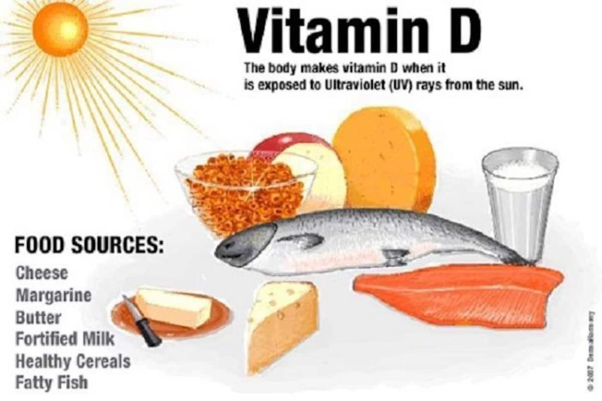 Experiencing Hair Loss It May Be A Symptom Of Vitamin D Deficiency