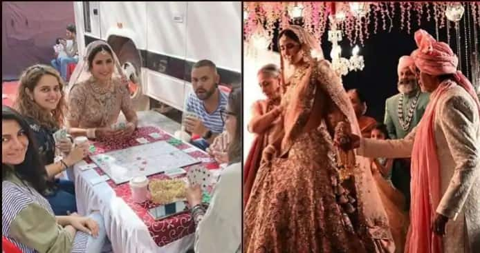 Entertainment News Today January 24, 2020: Katrina Kaif is Hands-Down The Coolest Bride Ever, Plays Cards in Bridal Dress Ahead of Shoot