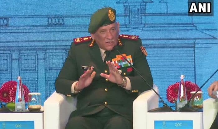 Afghanistan-Pakistan region continues to be epicentre of terrorism: CDS Bipin Rawat