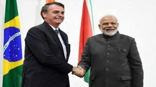 Trade Ties, Terrorism on Agenda, Republic Day Chief Guest Brazil President Bolsonaro Arrives Today on Four-Day Visit